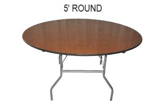 Round Table Rentals