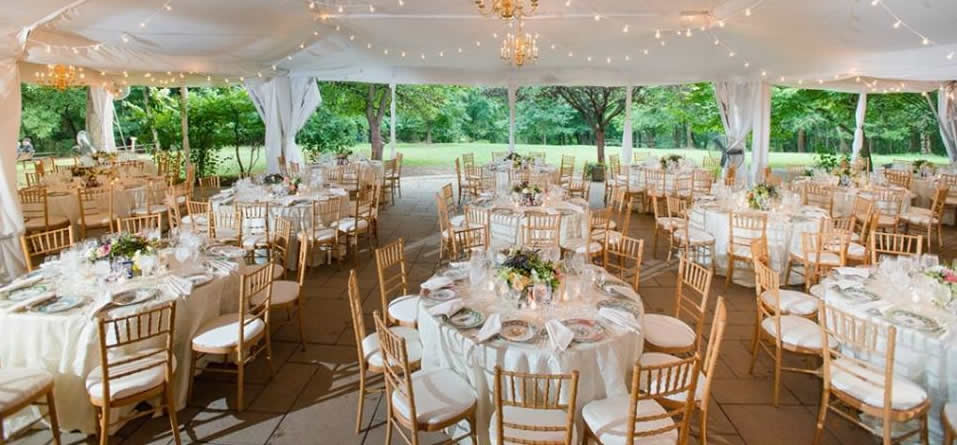 What Tables Do You Need To Have At A Party Tent Table Chair