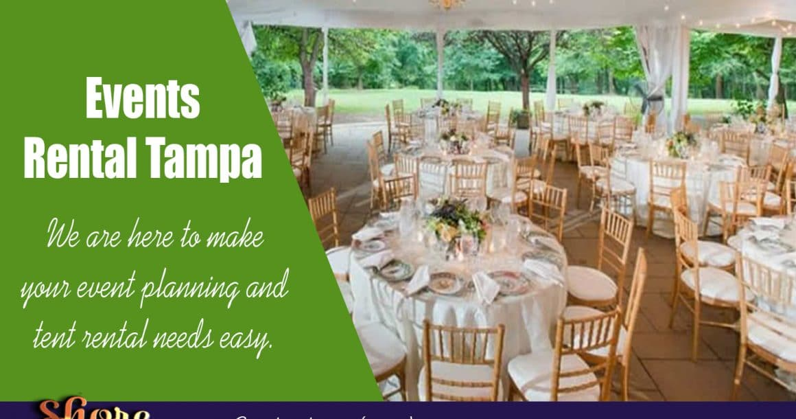 Events Rental Tampa
