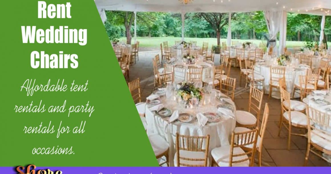 Rent wedding chairs