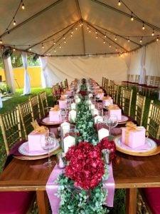 Wedding Rentals Tampa