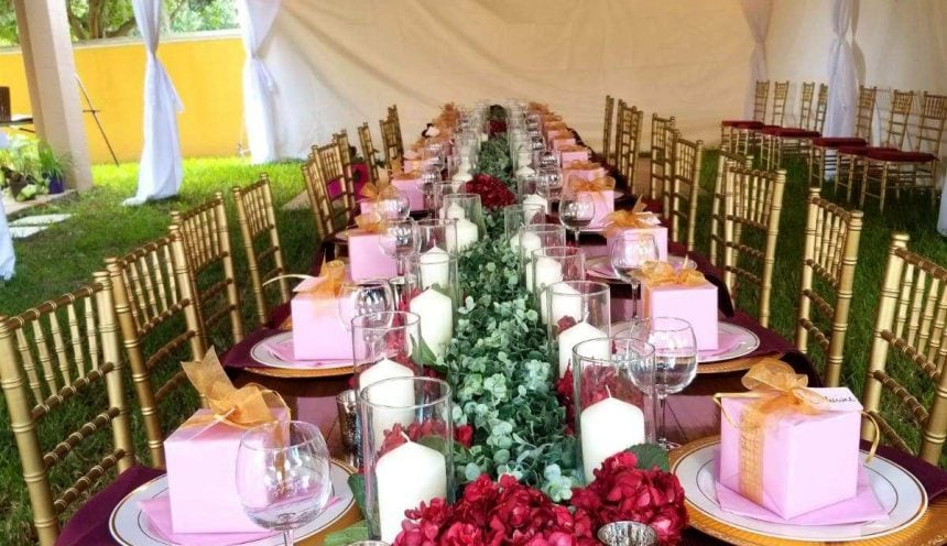 Wedding Rentals Tampa