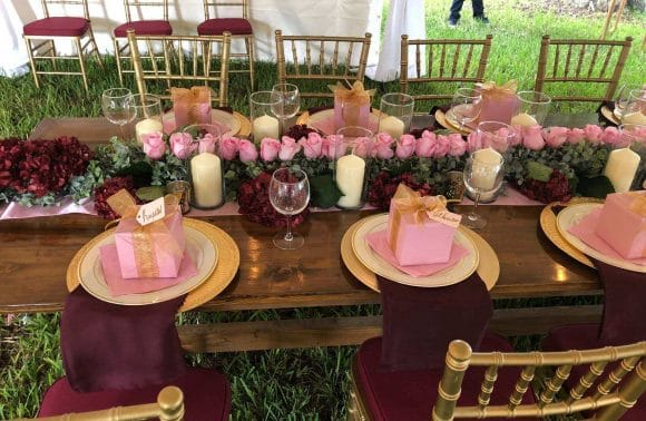 Table and Chair Rentals in Tampa – What You Should Know
