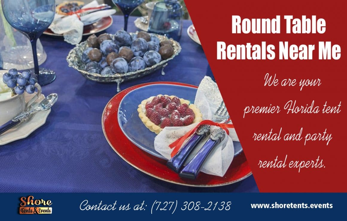 Round Table Rentals Near Me
