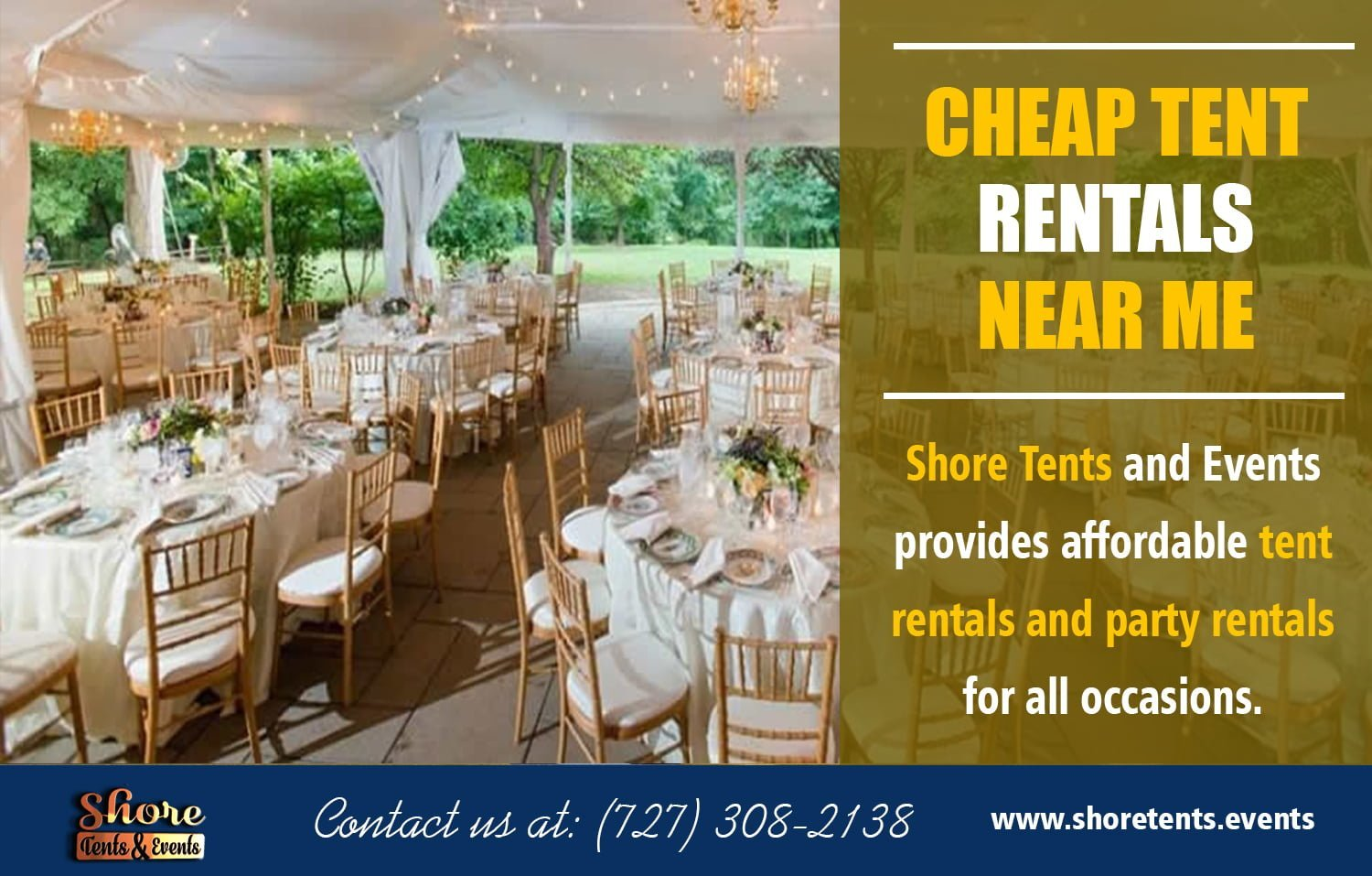 Cheap Tent Rentals Near Me