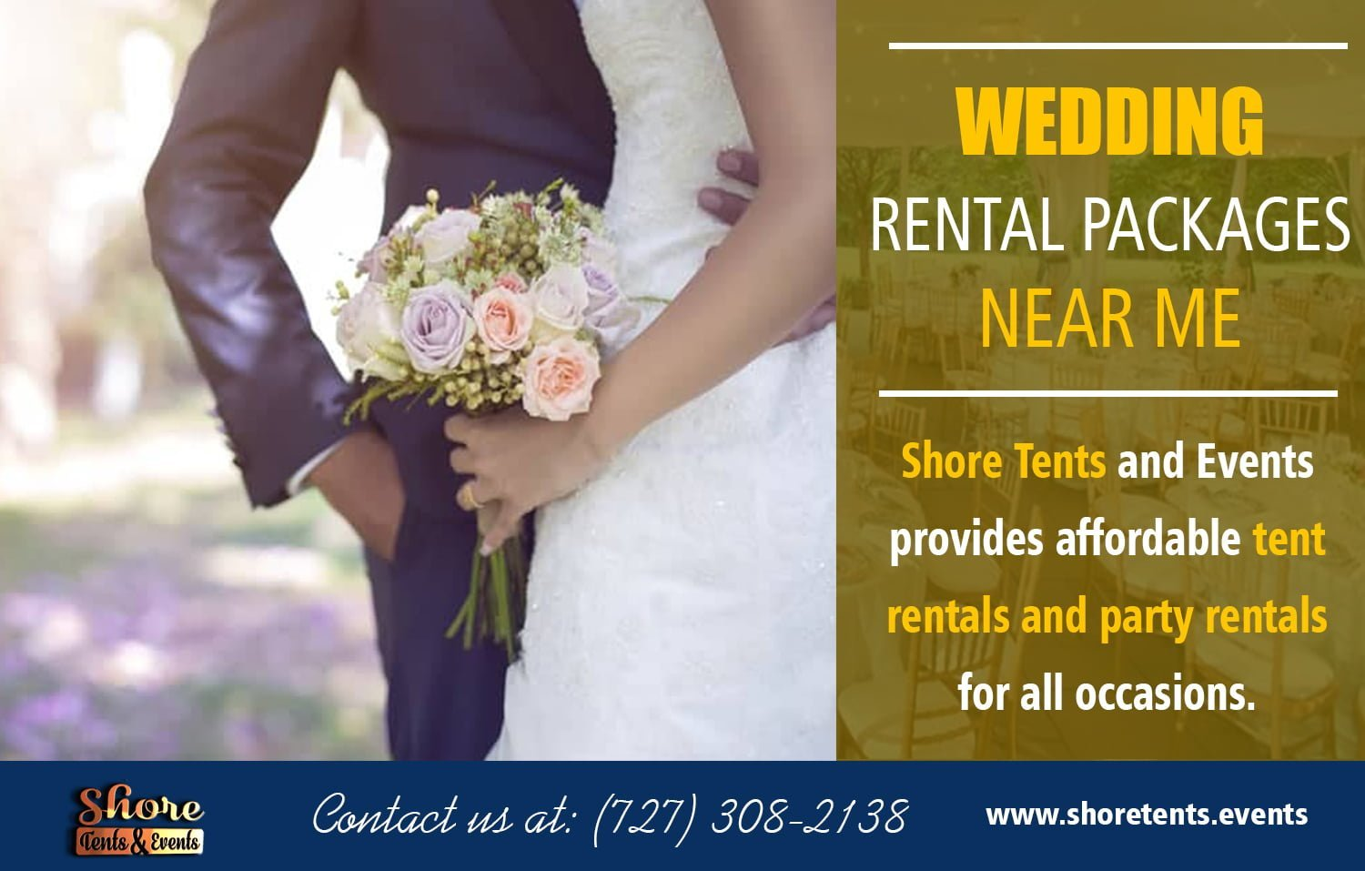 Wedding Rental Packages Near Clearwater Amp Tampa Florida