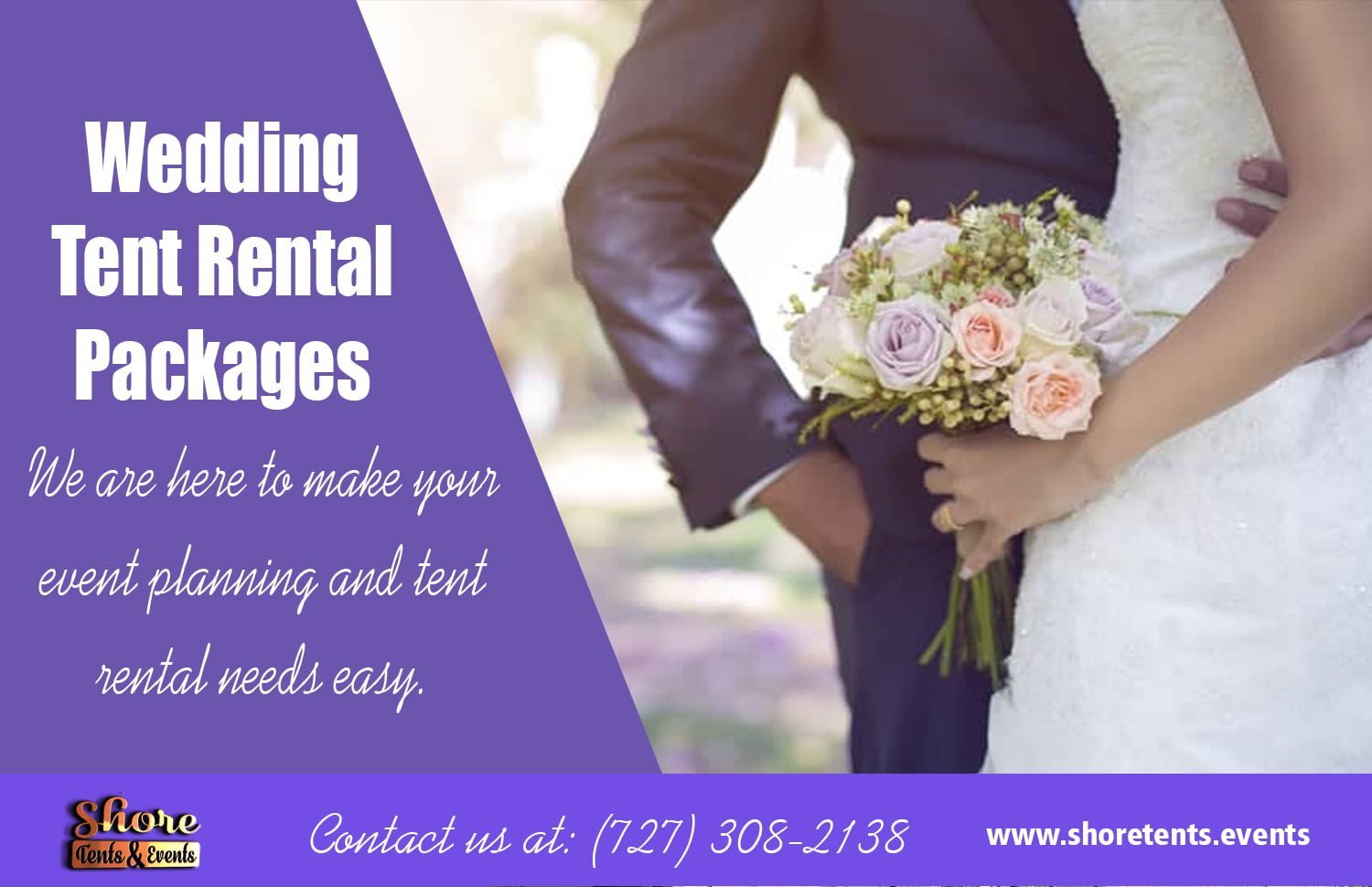 Wedding Tent Rental Packages