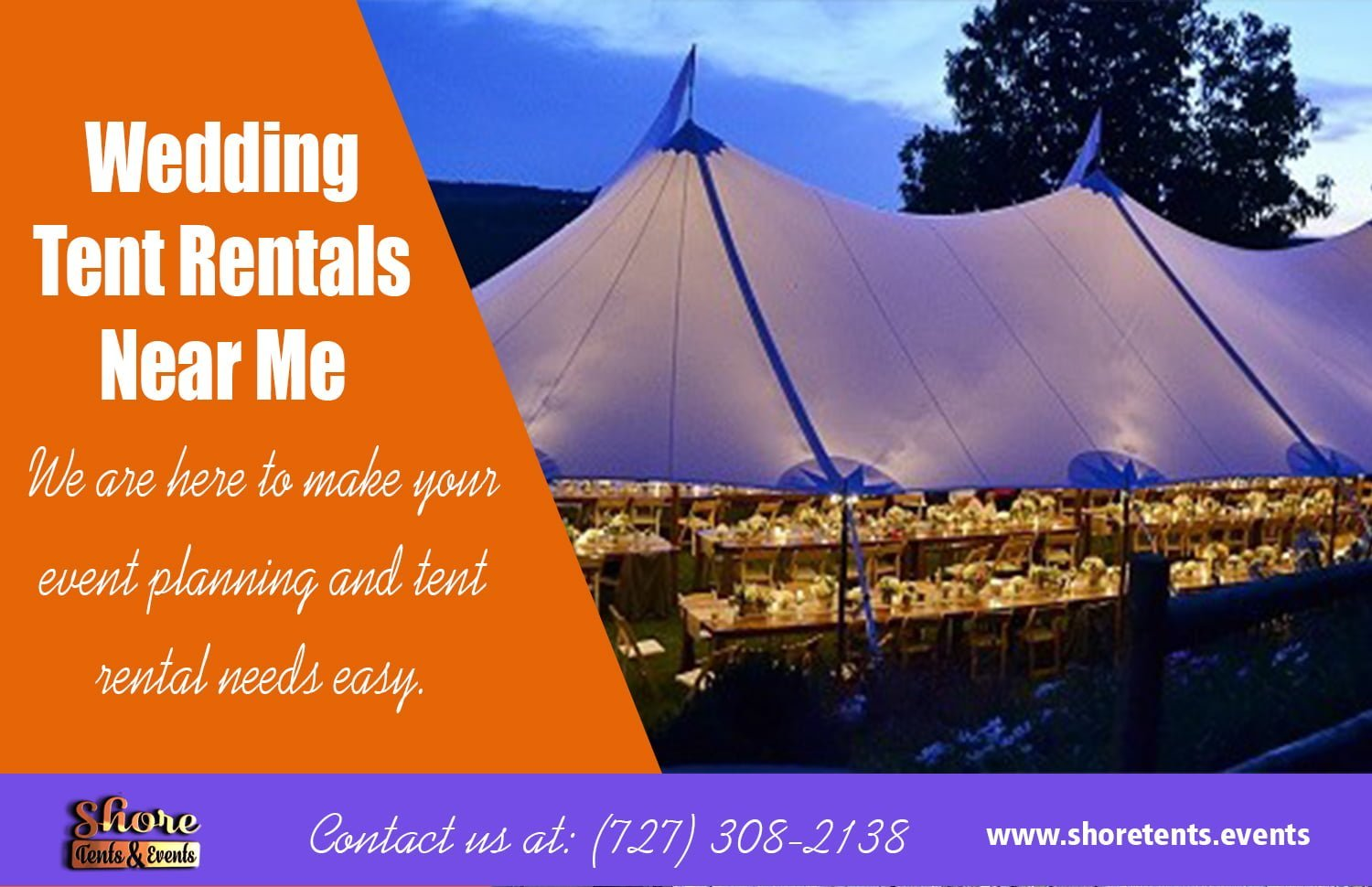 Wedding Tent Rental Prices Near Clearwater Tampa Florida